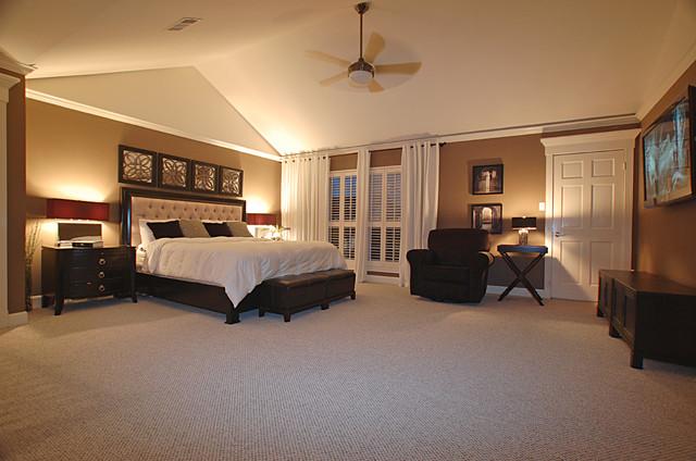 Potomac House contemporary-bedroom