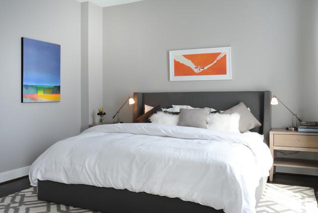 Potomac Yards Alexandria Home Contemporary Bedroom Dc Metro By