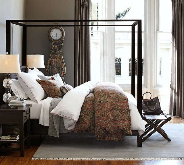 Interior Potterybarn Bedroom pottery barn transitional bedroom