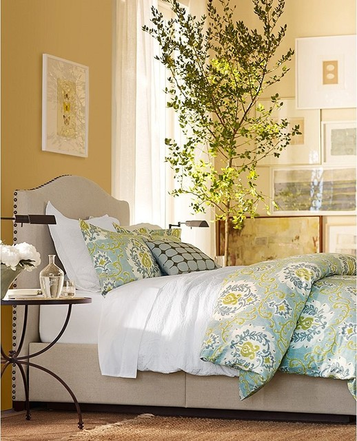 Example of a trendy bedroom design in Sacramento