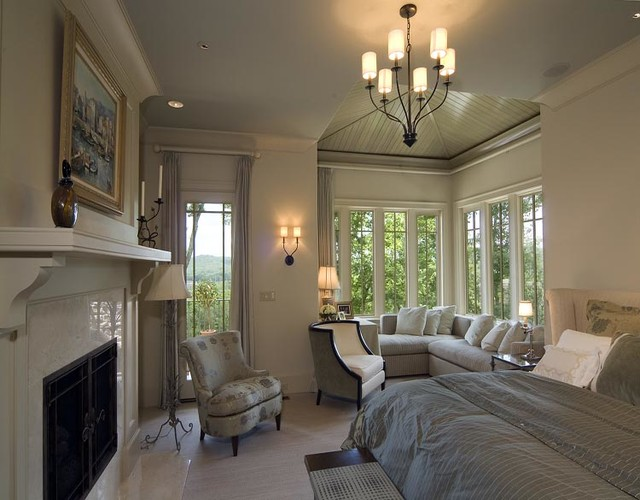 Prairie Style Decorating Prairie Style Home Transitional Bedroom Nashville By Scott