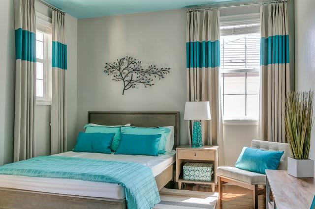 Contemporary Teen Bedrooms 51
