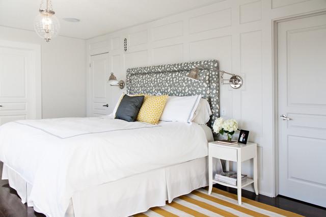 Preppy Bedroom contemporary-bedroom