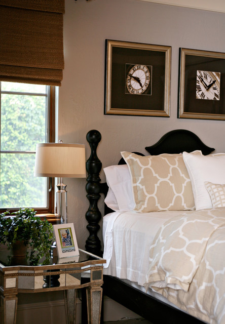 anne rue contemporary bedroom