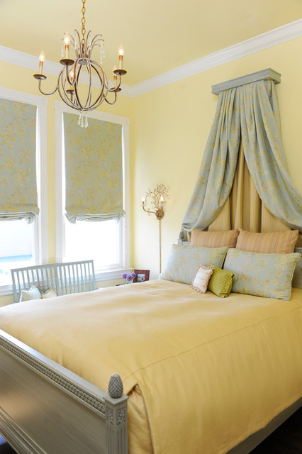 Presidio Heights traditional traditional-bedroom