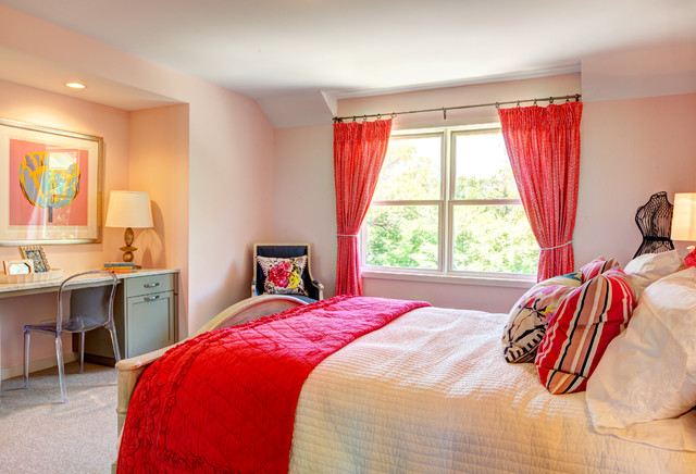 Prior Lake Custom Home contemporary-bedroom