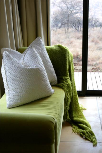 Private Game Lodge Mkuse, Kwazulu Natal traditional-bedroom
