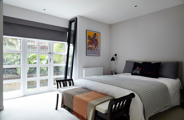 Private house for ty design studio contemporary for Ty pennington bedroom designs