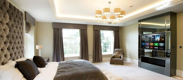 Private Residence Alderley Edge 2. Modern Bedroom