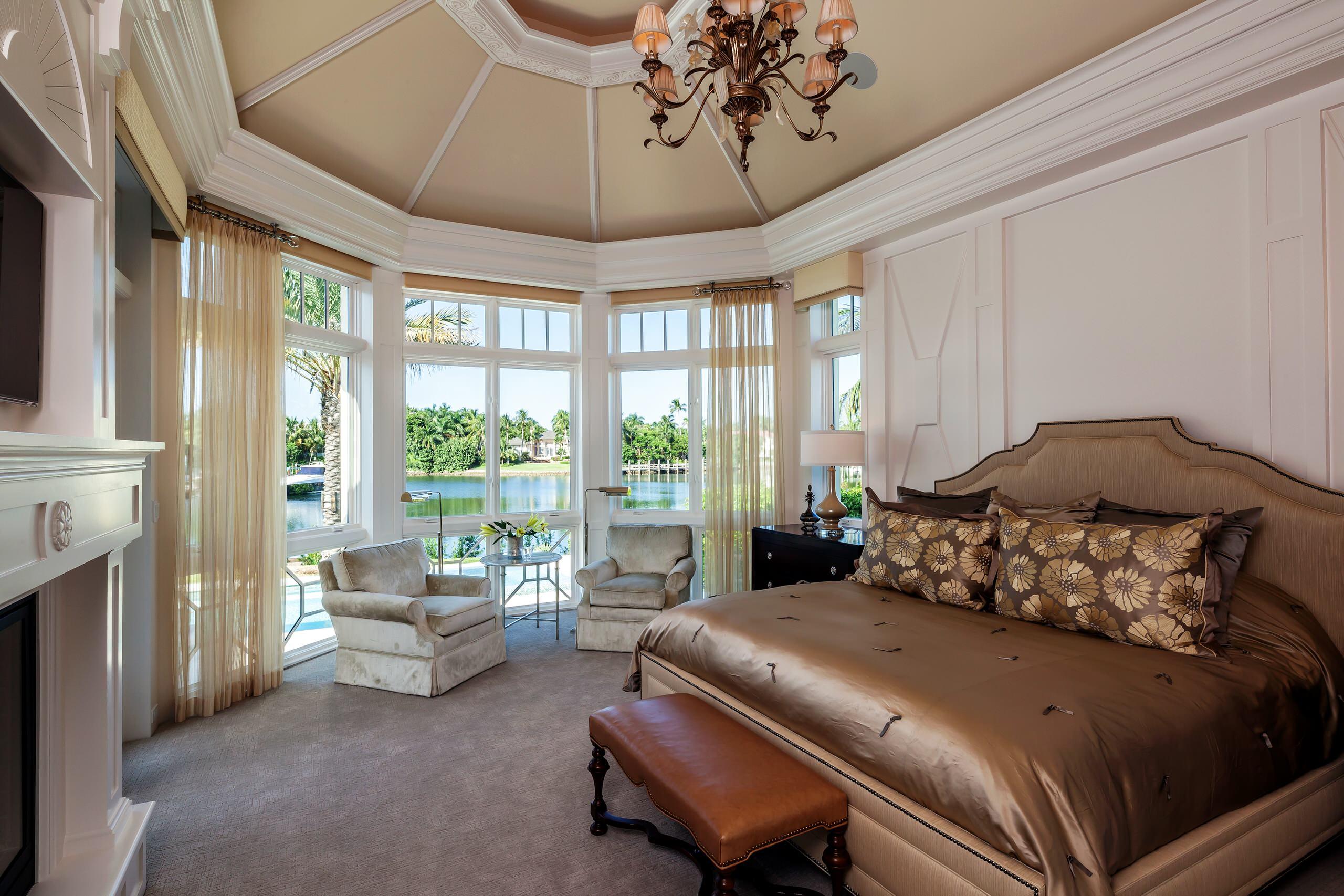 Royal Bedroom Houzz