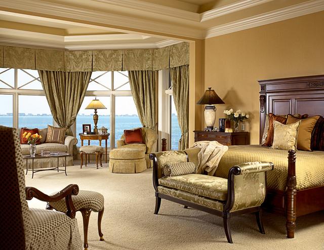 Private Residence in Sarasota, FL traditional-bedroom