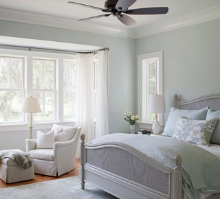 Private Residence Traditional Bedroom Charleston