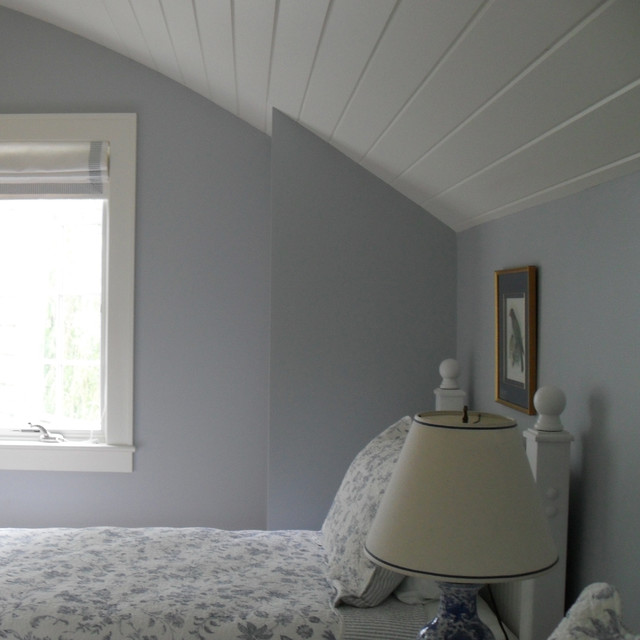 Private Residence, Second Floor Addition in Yarmouth, Maine traditional-bedroom