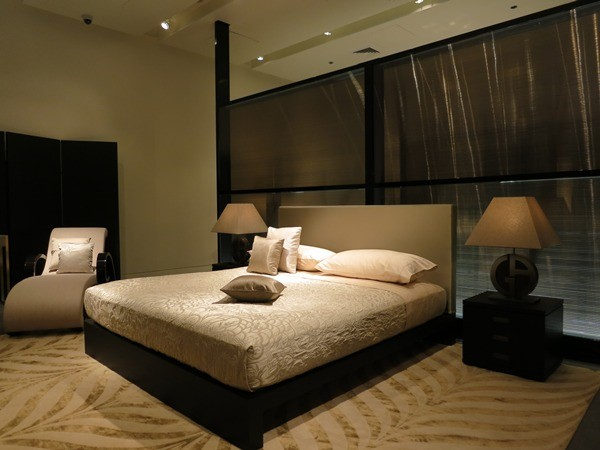 PRODUCTS Modern Bedroom New York By ARMANI CASA - Armani bedroom design