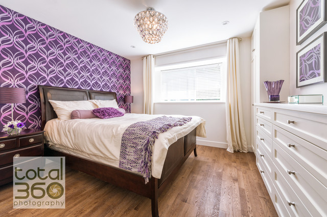 Property brothers renovation modern bedroom vancouver by carsten arnold photography for Property brothers bedroom ideas