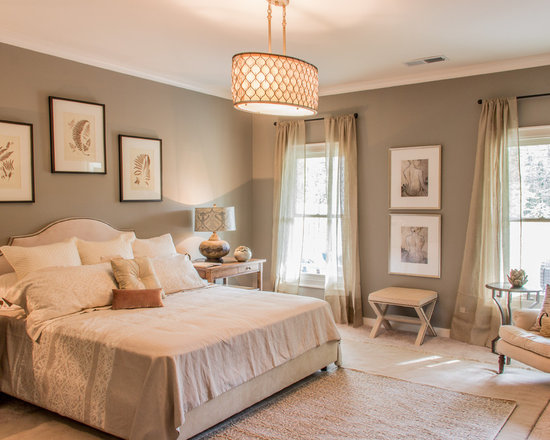 Transitional Master Bedroom Design Ideas Pictures Remodel Decor