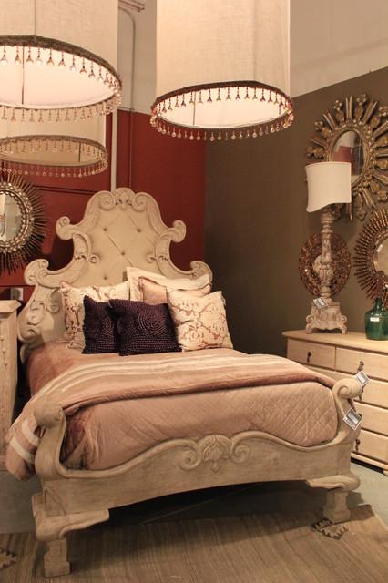 Provenzal mediterranean-bedroom