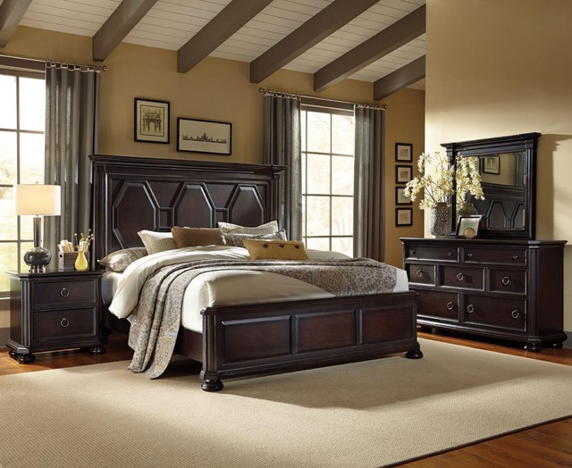 Pulaski Quot Yardley Quot Collection 6 Piece Queen Bedroom Set
