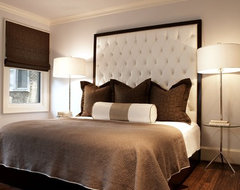 Pulp Design Studios contemporary-bedroom
