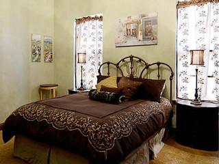 Purdue Mediterranean Bedroom Dallas By Veranda