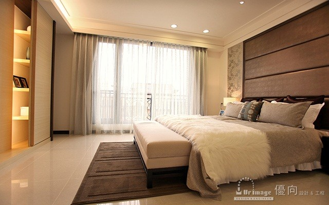 PURITY DESIGN asian bedroom