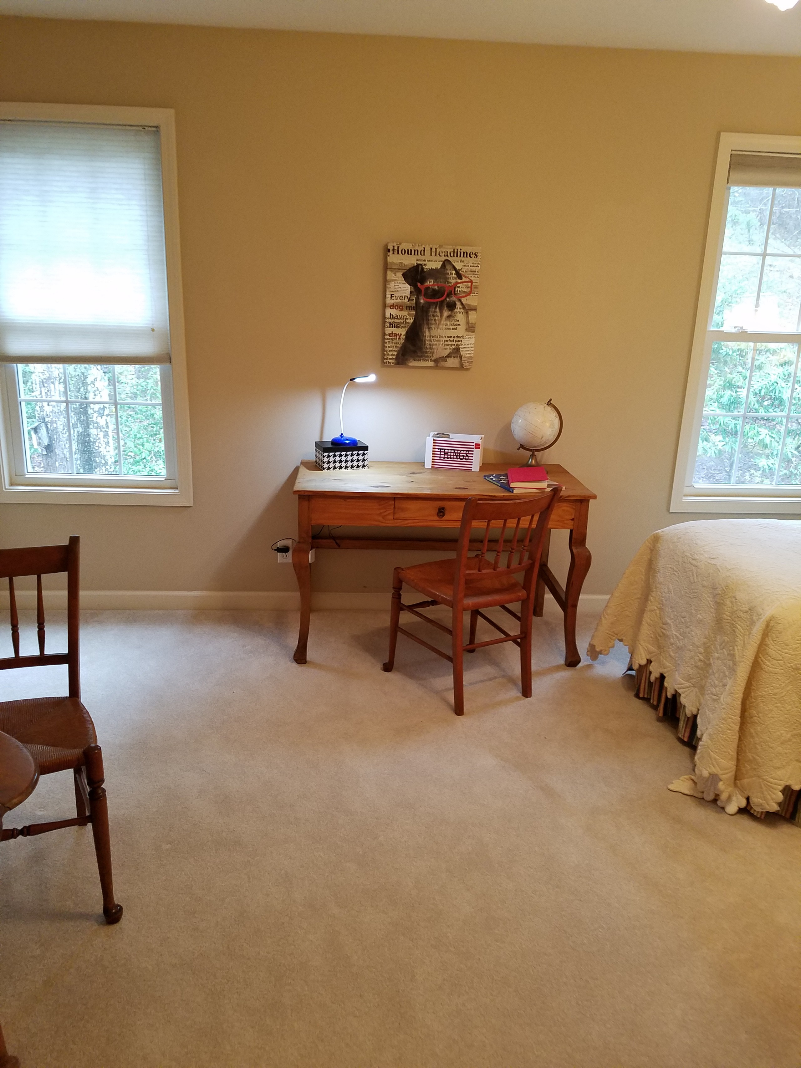 Quilter Staging