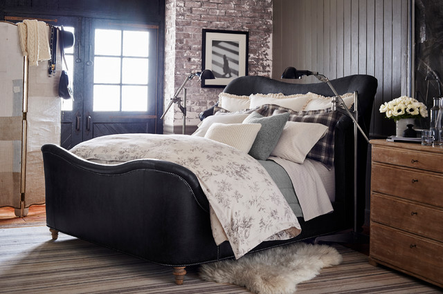 Ralph Lauren Hoxton Bedding Collection Contemporary Bedroom
