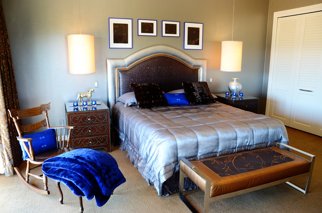 Ramona Ranch Eclectic Bedroom Other By Luxury