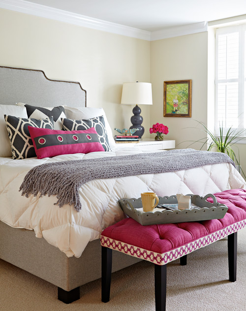 Transitional Style What It Is And How To Capture It: A World Of Inspiration: Bedroom Inspiration