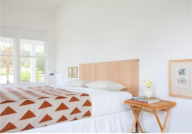 Ranch House modern-bedroom