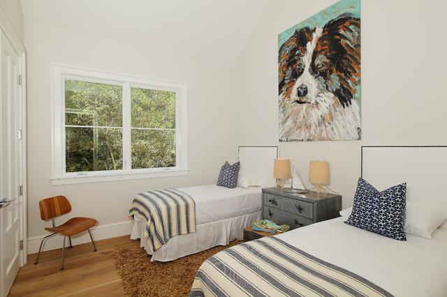 modern bedroom by Core Development Group, Inc.