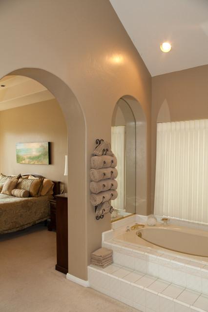 Rancho Sante Fe Dream traditional-bedroom