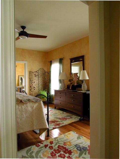 Randall Design eclectic-bedroom