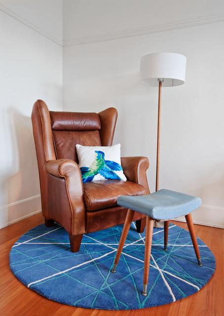 Randwick apartment eclectic-bedroom