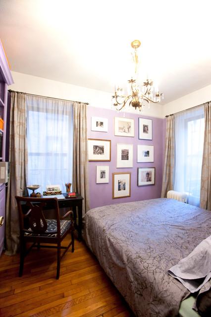 Rayman Boozer traditional-bedroom