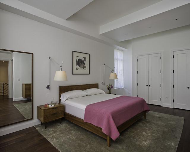 Reade Street Master Bedroom modern-bedroom