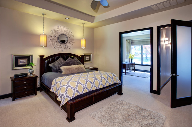 2415 Red Bud Canyon contemporary-bedroom