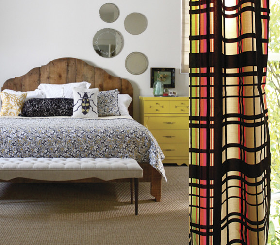 red's look book - Eclectic - Bedroom - Austin - by red: modern lines . vintage finds