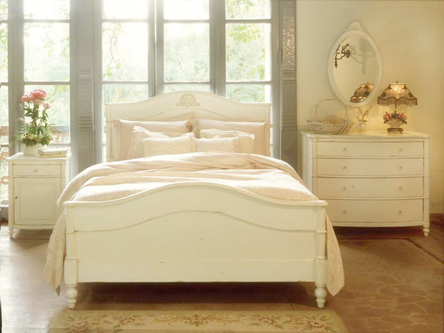 Redford house classic bed traditional bedroom los angeles by