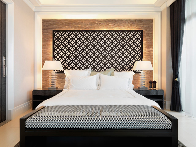 Redi Screens Headboard The Glastonbury Design