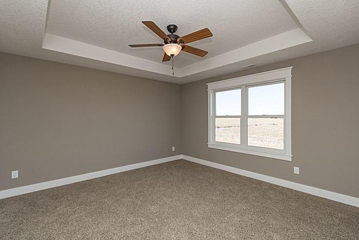 Redrock Plan-  master bedroom
