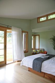 regenerative nest contemporary bedroom