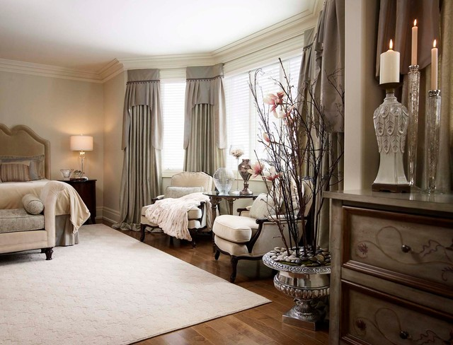 Regina Sturrock Design Inc Beau Reve Beautiful Dream Traditional Bedroom Toronto By