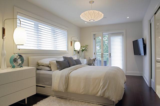 Regina Sturrock Design Urbane Renewal contemporary-bedroom