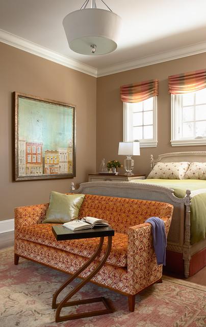 Rejuvenating Master Bedroom traditional-bedroom