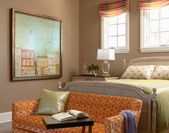 Rejuvenating Master Bedroom eclectic-bedroom