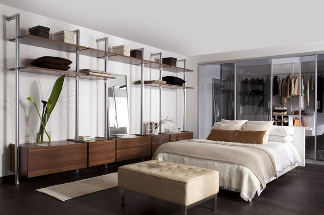 Relax modular furniture system contemporary bedroom for Modular bedroom furniture systems