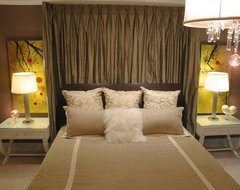 Relaxing Luxury eclectic-bedroom