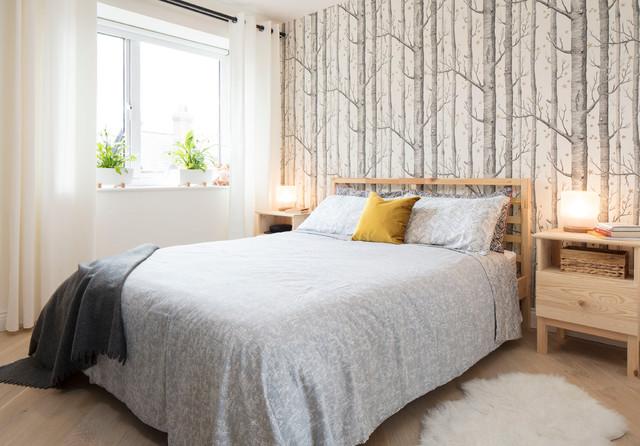 Relaxing master bedroom transitional-bedroom