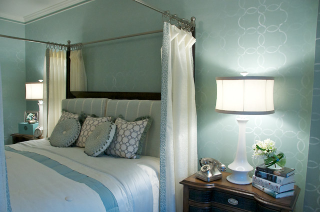 relaxing master bedroom transitional bedroom